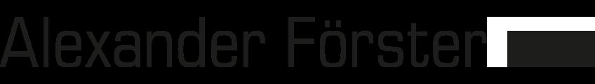 a-foerster-logo-900×120-black-retina-neu
